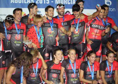 Aguilas 2015