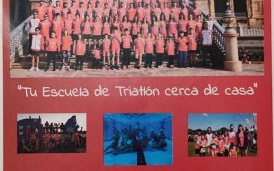 Horarios Escuela de Triatlón para menores curso 2019 – 2020