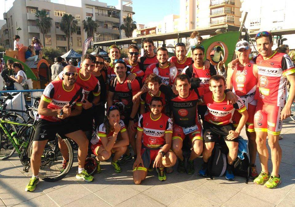 Victorias para el Isbilya-Sloppy Joe´s en el Tri-Hércules de Cádiz / Finishers Half Sevilla
