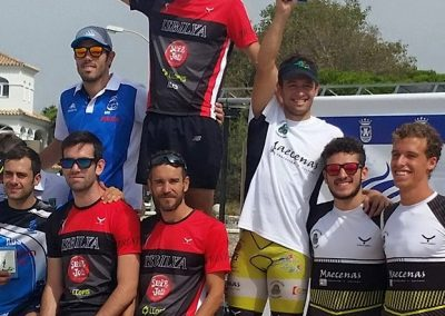 podium chiclana 2015